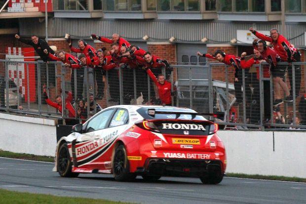 2015 BTCC Brands Hatch GP