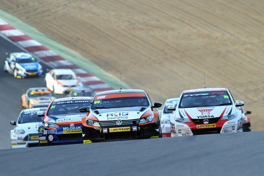 2015 BTCC Brands Hatch GP