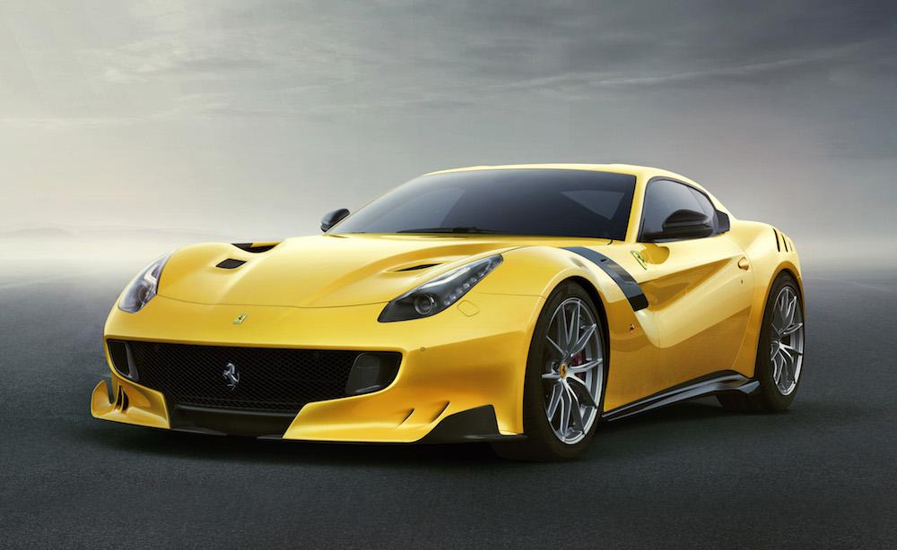 2015 Ferrari F12tdf