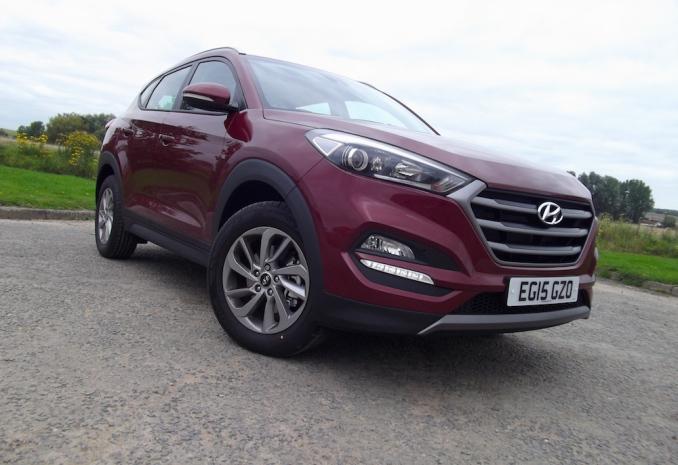 2015 Hyundai Tucson 1.7