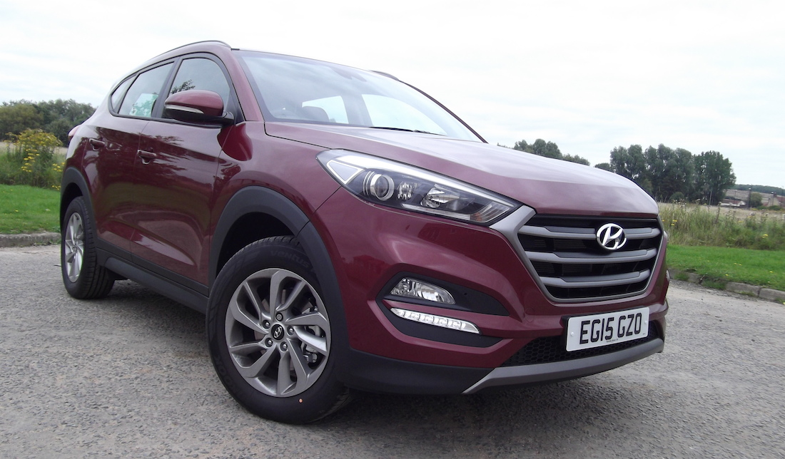 A Week With The Hyundai Tucson Se Nav 1 7 Crdi Review