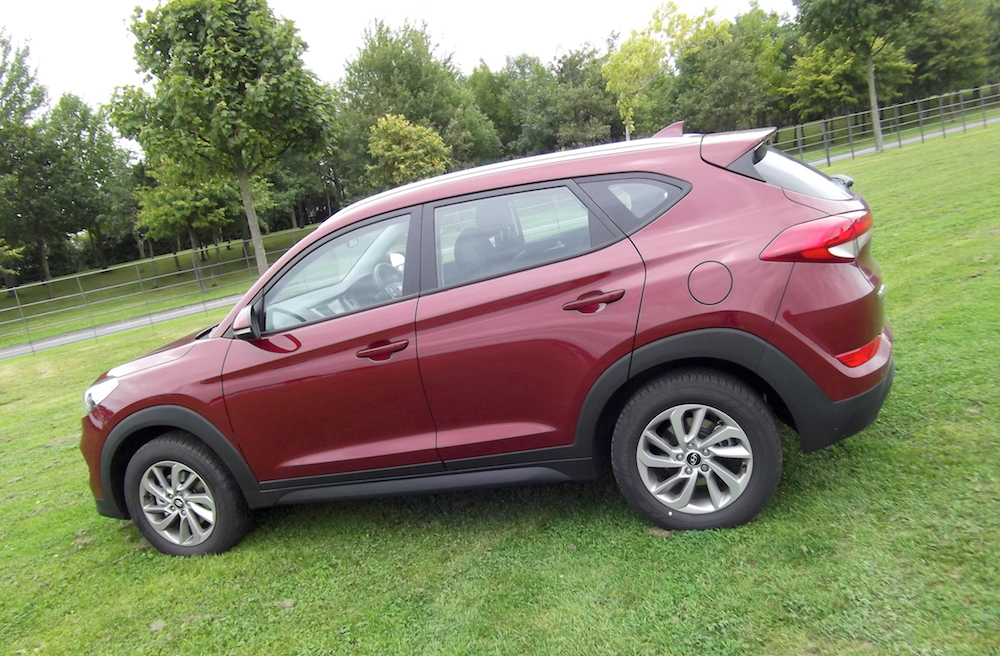 ... case of the Hyundai Tucson, yes it can. Read on to find out just how