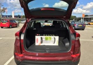 2015 Hyundai Tucson 1.7 CRDi