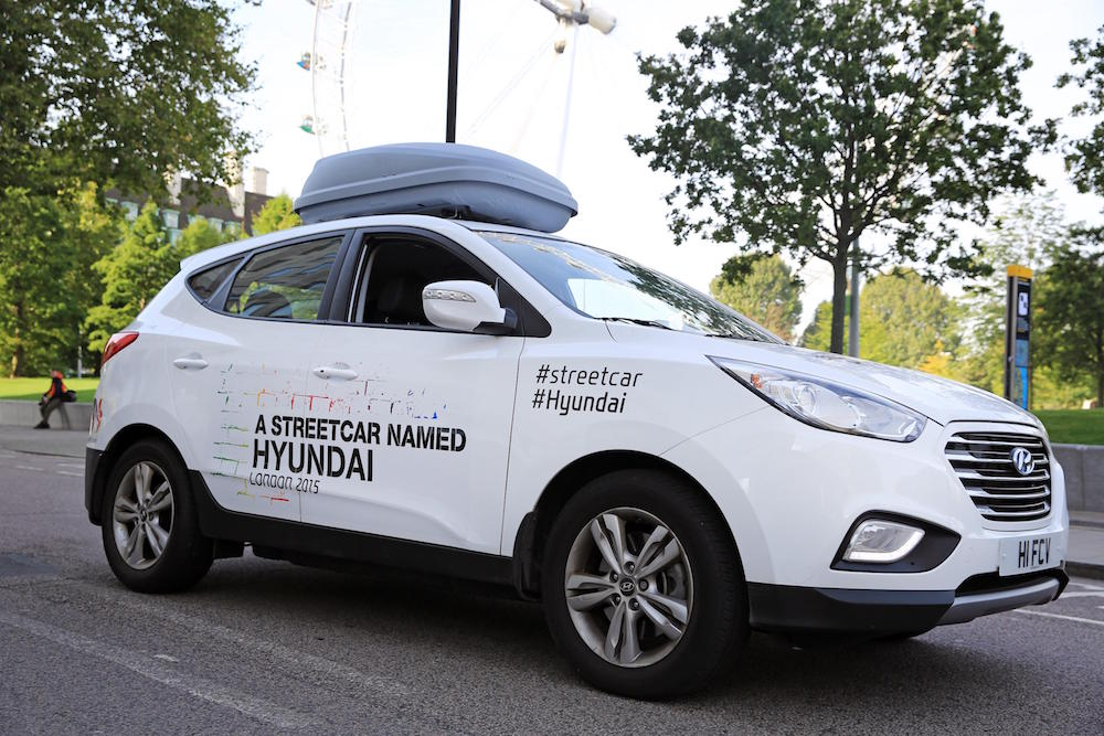 2015 A Streetcar Named Hyundai
