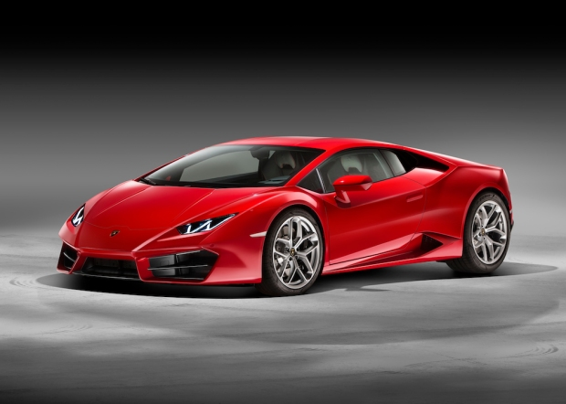 New Metal – Lamborghini Hurácan LP580-2