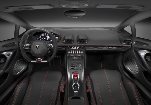 2015 Lamborghini Hurácan LP580-2