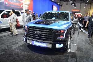 2015 SEMA Ford