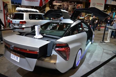 2015 SEMA Toyota