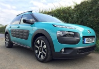 2015 SMMT North Citroen Cactus 001