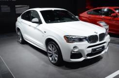 2016 BMW X4 M40i