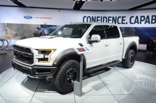 2016 Ford F-150 Raptor SuperCrew