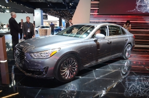 The Genesis G90 - not a Hyundai