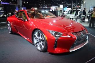 2016 Lexus LC500