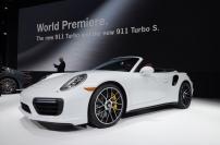2016 Porsche 911 Turbo S Cabriolet
