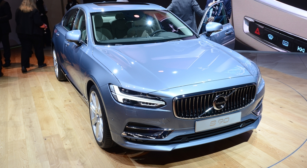 2016 Volvo S90