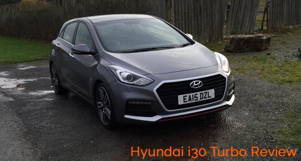 Hyundai i30 Turbo Review