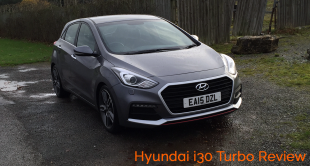Hyundai i30 Turbo Review