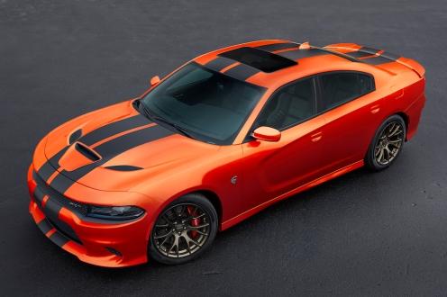 2016 Dodge Charger SRT Go Mango