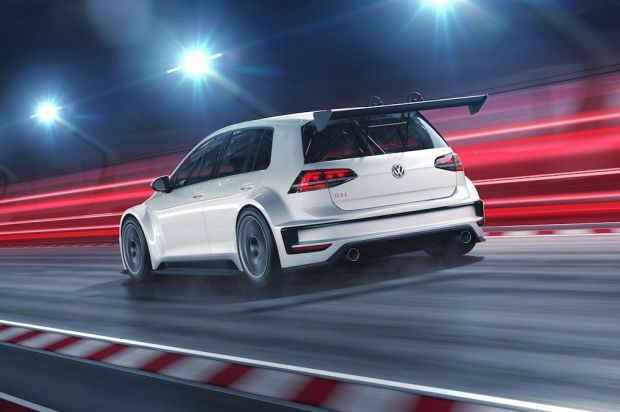 2016 VW Golf GTI TCR 00