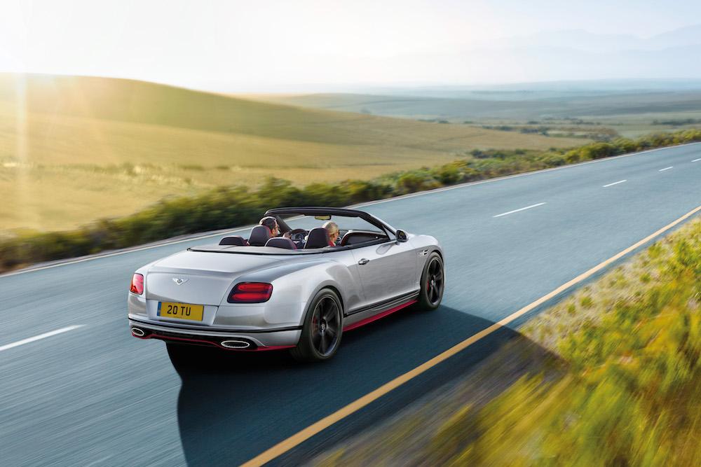 2016 Bentley Continental GT Speed Black Edition 003