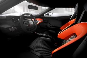 2017 Ford GT ESM