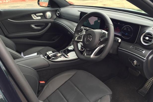 2016 Mercedes-Benz E220d