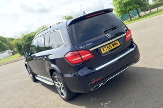 2016 Mercedes-Benz GLS350d