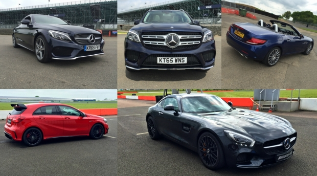 2016 Mercedes-Benz Media Driving Day