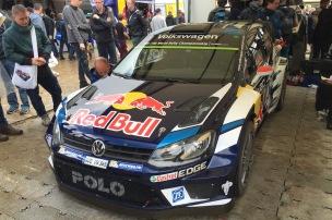 2016 Goodwood FoS VW Polo WRC