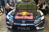 2016 Goodwood FoS VW Polo WRC