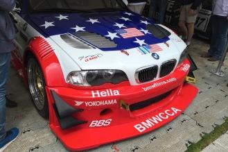 2016 Goodwood FoS E46 BMW M3 GTR
