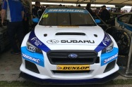 2016 Goodwood FoS Subaru Levorg BTCC