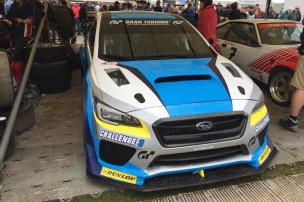 2016 Goodwood FoS WRX STI TT