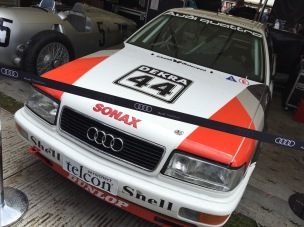 2016 Goodwood FoS Audi V8 quattro DTM