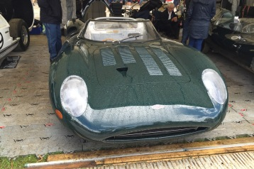 2016 Goodwood FoS Jaguar XJ13