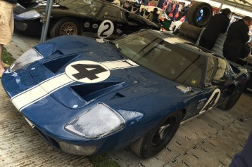 2016 Goodwood FoS 1964 Ford GT40