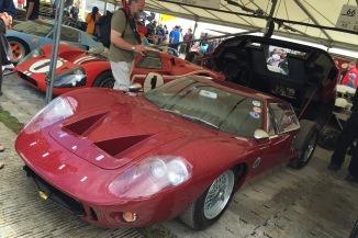 2016 Goodwood FoS 1966 MkIII Ford GT40