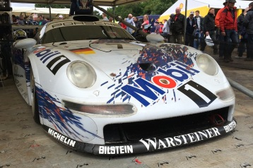 2016 Goodwood FoS 1996 Porsche 911 GT1-96