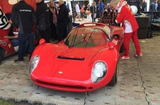 2016 Goodwood FoS 1965 Ferrari Dino 166P/206P