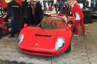 2016 Goodwood FoS 1965 Ferrari Dino 166P/206P
