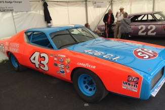 2016 Goodwood FoS 1972 Dodge Charger