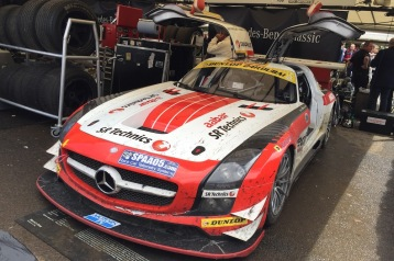 2016 Goodwood FoS Mercedes-Benz SLS AMG GT3
