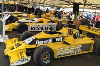 2016 Goodwood FoS Renault F1
