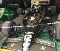 2016 Goodwood FoS Senna Lotus-Renault 97T