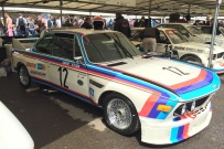 2016 Goodwood FoS 1975 BMW 3.0 CSL