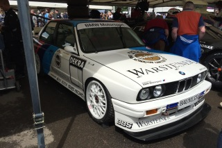 2016 Goodwood FoS 1990 BMW M3 DTM