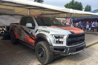 2016 Goodwood FoS 2017 Ford F-150 Raptor