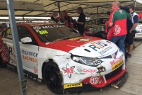 2016 Goodwood FoS MG6 BTCC