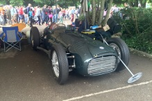 2016 Goodwood FoS 1950 BRM Type 15 V16
