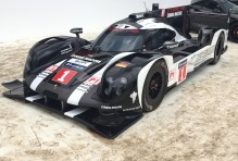 2016 Goodwood FoS Porsche 919 Hybrid